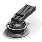 Dansk produceret kvalitets LED-downlight op til 35 Watt