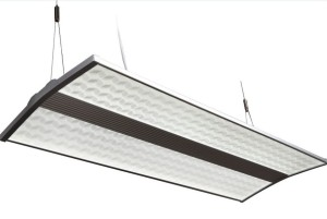 Endeligt et pænt LED-armatur til generel brug!