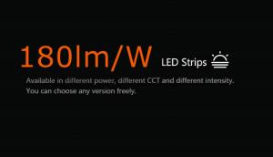 180 lm-W led-II