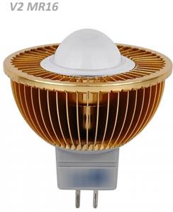 MR16, GU10, E14, E27, AR111 - Masser af muliggheder for at få LED med god farvegengivelse