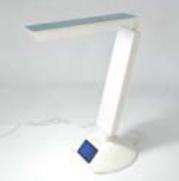 6W LED-lampe med lys svarende til 50W halogen