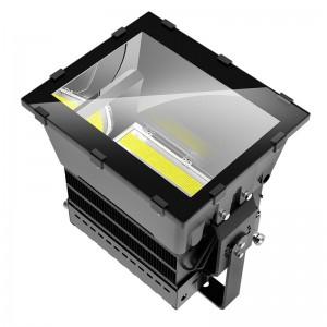 1.000W LED - kan erstatte op til 10.000W halogen