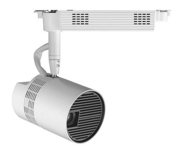 Nye muligheder med laser spot/projektor.