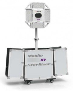 Mobil Sterilizer-II